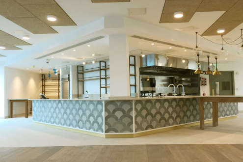 kitchens for retirement homes